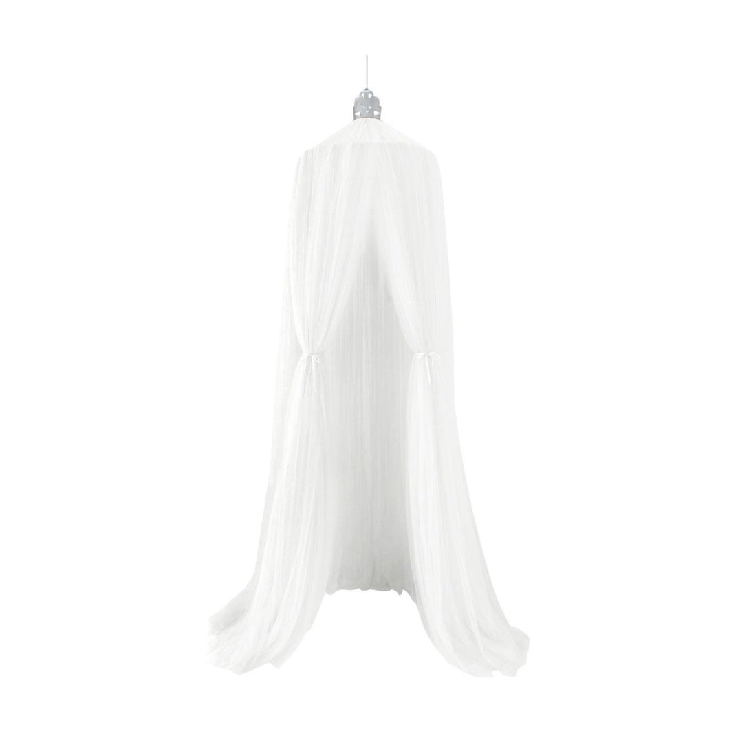 Spinkie Baby Princess Dreamy Canopy in White