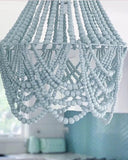 Elok Beaded Chandelier Light - The Elsie - Medium (PREORDER)