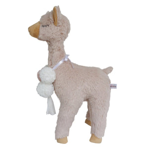 Spinkie Baby Lala the Llama in Beige