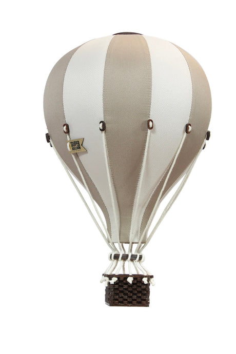 Decorative Hot Air Balloon - Sandy Beige