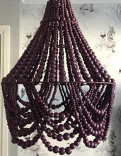 Elok Maxi Beaded Chandelier Light