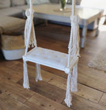 Kiigik Cloudcatcher Swing - Ivory