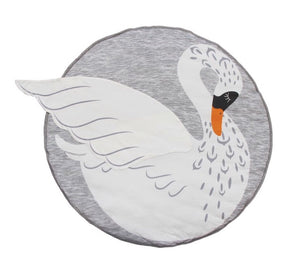 Mister Fly Swan Animal Play Mat