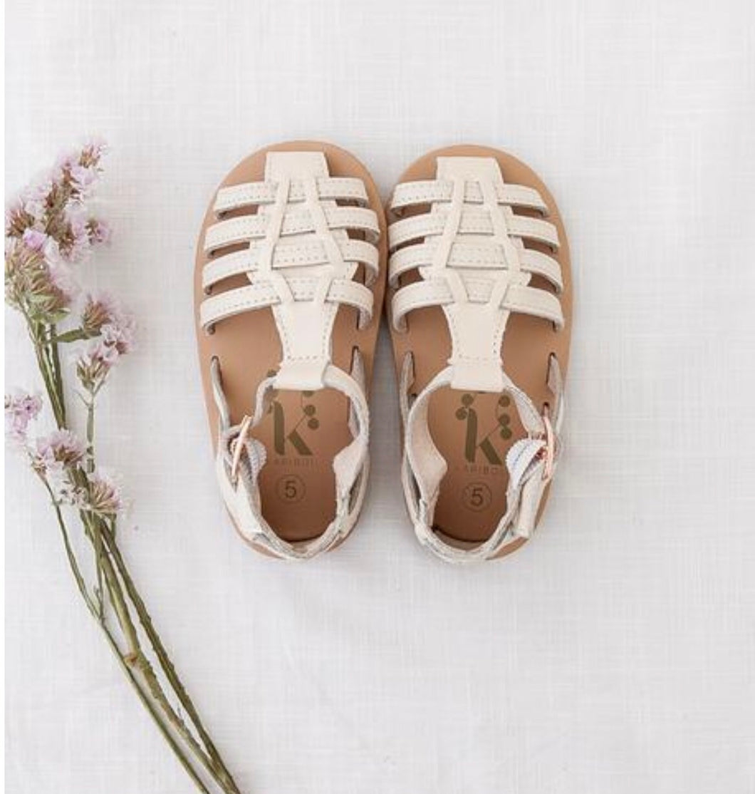 Karibou Aella Sandals - Natural