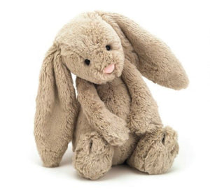 Jellycat Bashful Beige Bunny-Medium