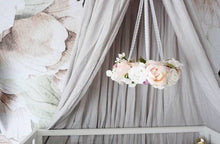 Poppet & Wildflower Floral Chandelier Mobile