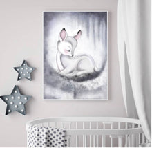 Isla Dream Hudson Deer Print