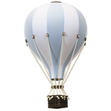 Super Balloon Decorative Hot Air Balloon - Light Blue