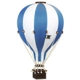 Super Balloon Decorative Hot Air Balloon - Royal Blue