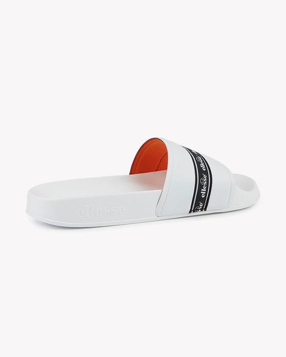Filippo Mens Slide White