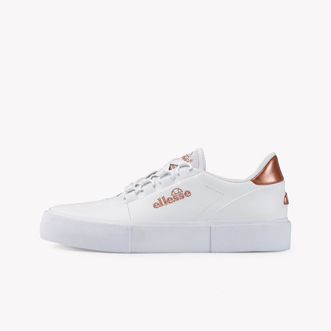 Alto D-Lux Womens Trainer White