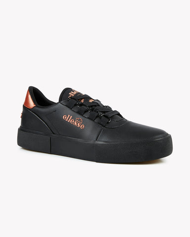 Alto D-Lux Womens Trainer Black