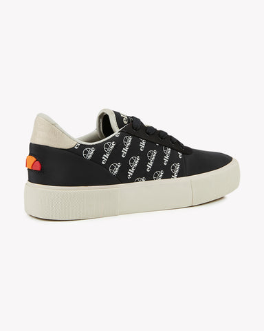 Alto Womens Trainer Black