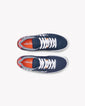 Piacentino Womens Trainer Navy