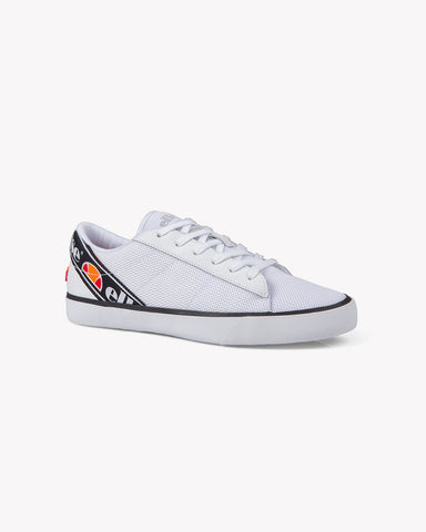 Massimo Womens Trainer White