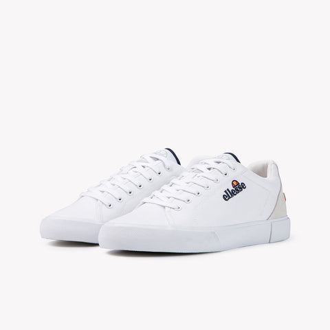 Taggia Mens Trainer White