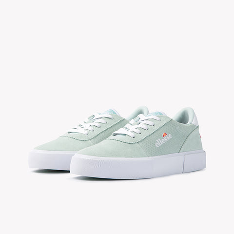 Alto Zag Womens Trainer Light Green