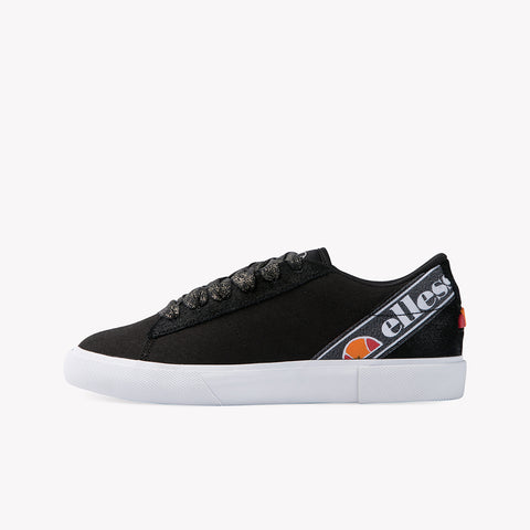 Massimo Womens Trainer Black