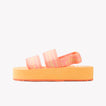 Giglio Womens Sandal Orange