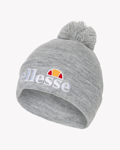 Velly Pom Pom Beanie Grey