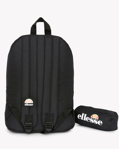 Rolby Backpack Black