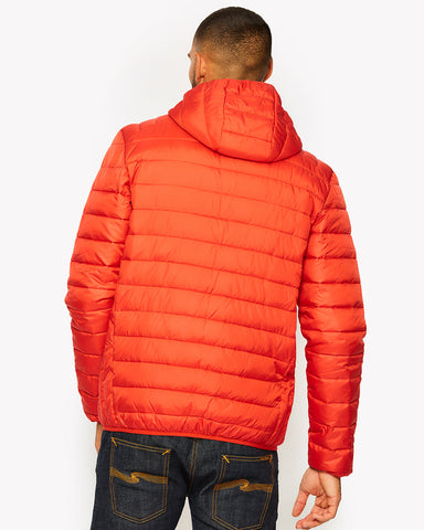 Lombardy Padded Jacket Red