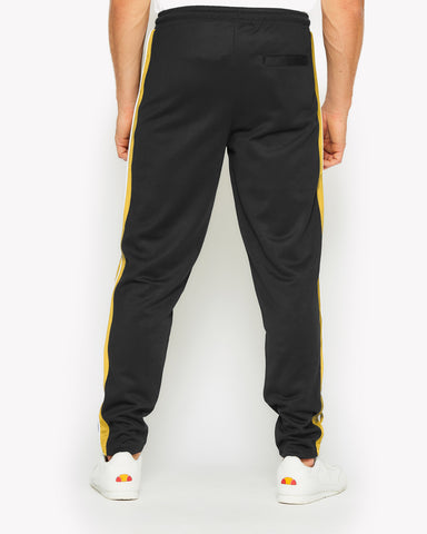 Cassed Track Pant Black