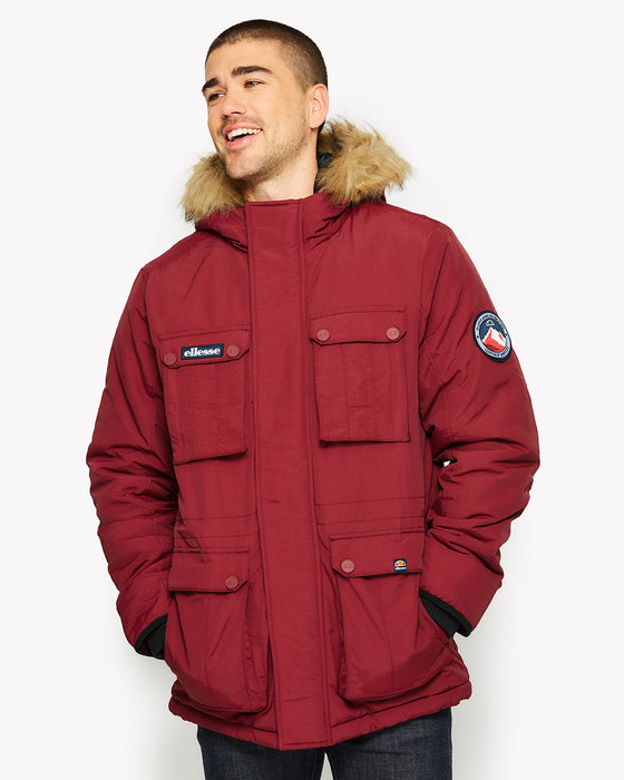 Ampetrini Jacket Red