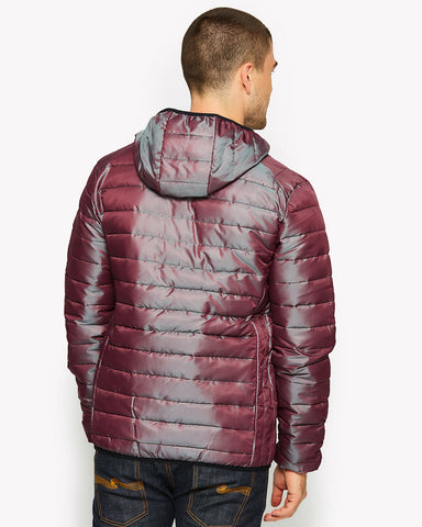 Lexus Padded Jacket Purple