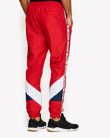 Avico Track Pant Red
