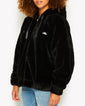 Giovanna Zip Jacket Black
