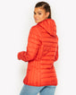 Lompard Padded Jacket Red