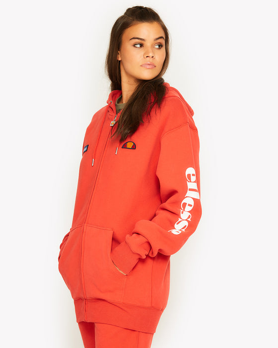 Serinatas Hoody Red