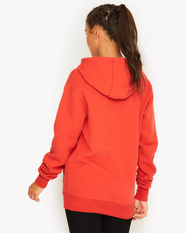 Torices Hoody Red