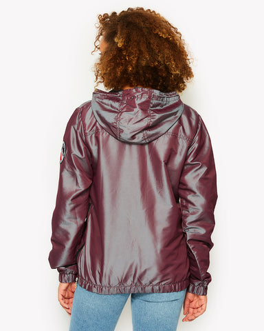 Memphis Jacket Purple