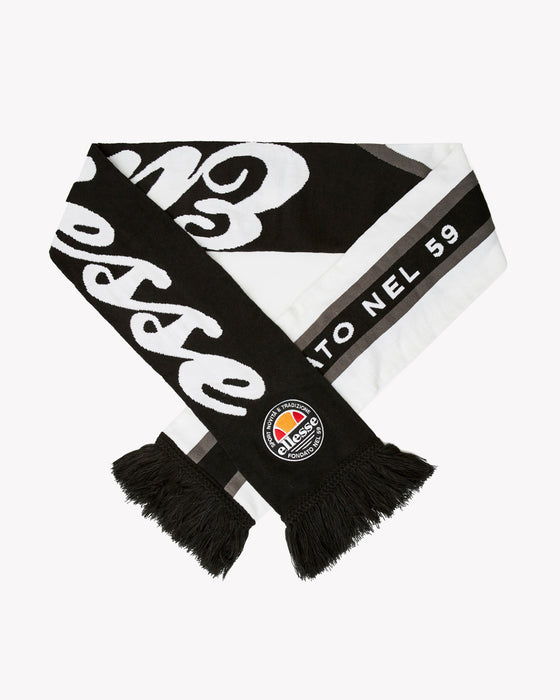 Selby Scarf Black