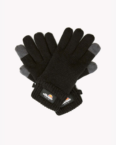 Fabian Gloves Black