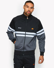 Rimini Track Top Black