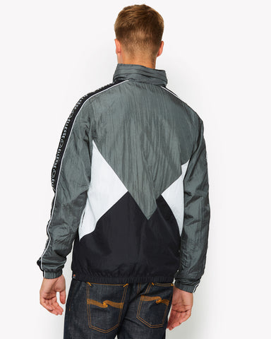 Lapaccio Track Top Grey