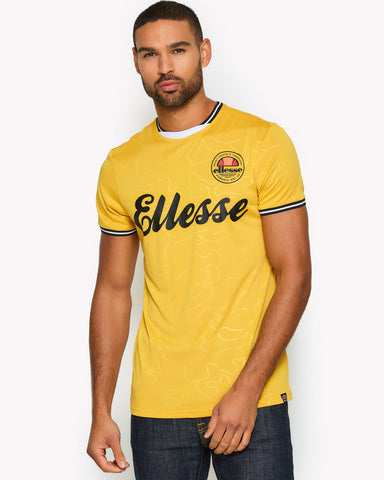 Vico T-Shirt Yellow