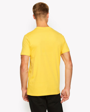 Vettorio T-Shirt Yellow