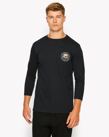 Ristoro Long Sleeve T-Shirt Black