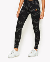 Poral Legging Black