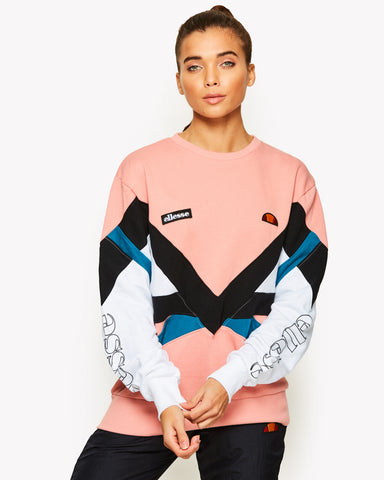 Robiola Crew Sweat Pink