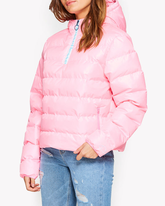 Filetta Bubble Jacket Pink