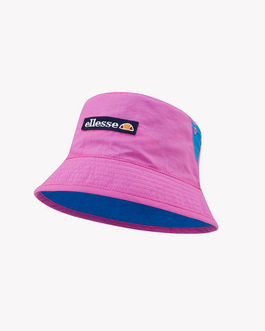 59cb65e0989 Carlo Reversible Bucket Hat Pink ...