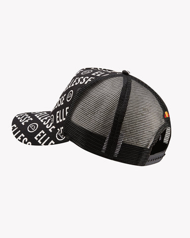 Hatchel Trucker Cap Black
