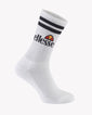 Pullo 3Pk Socks White