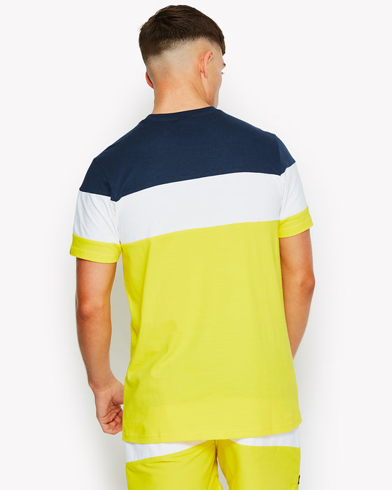 Gubbio T-Shirt Yellow