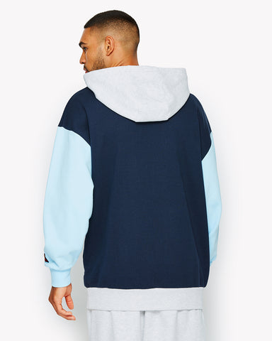 Patcha Oversized Hoody Navy